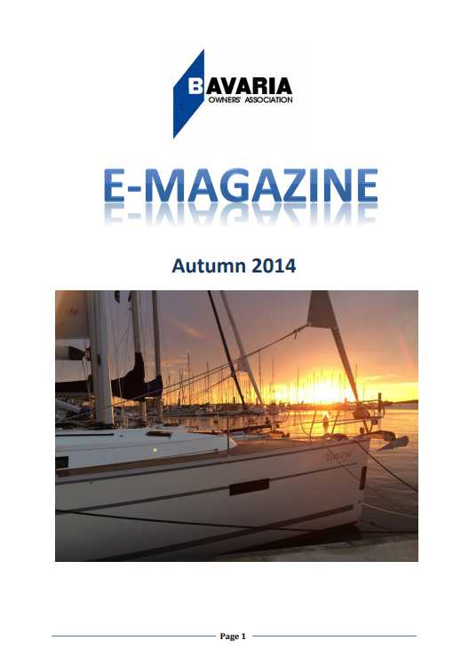 autumn e-magazine 2014