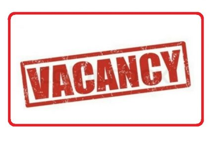 Vacancy:  BOA Membership Secretary
