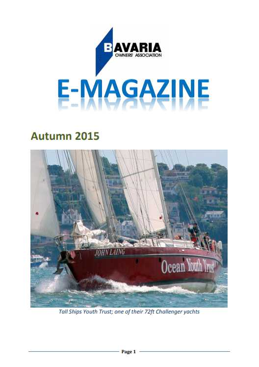 autumn e-magazine 2015