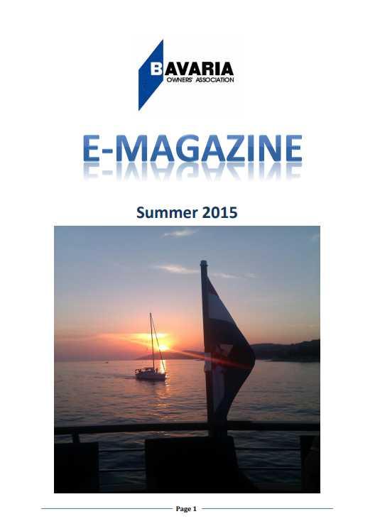 summer e-magazine 2015